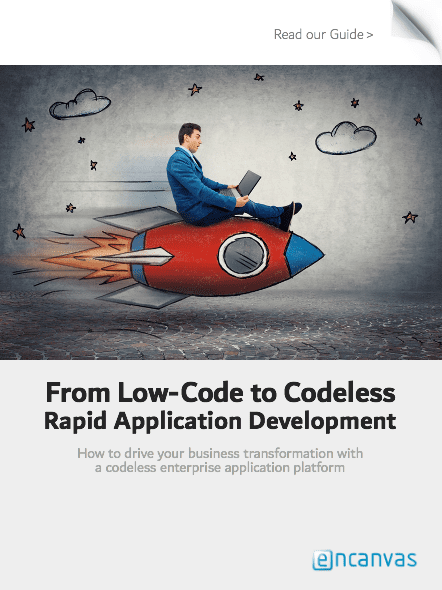 Cover Page Image_Guide to Codeless RAD